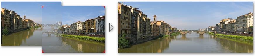DoubleTake 2.6.4 Mac 破解版 优秀的全景照片拼接软件