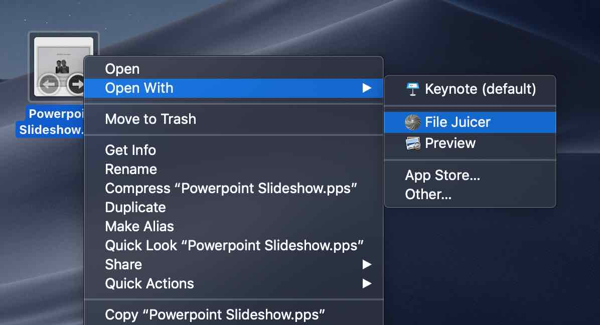 File Juicer - Extract or Recover Photos from Files, Folders